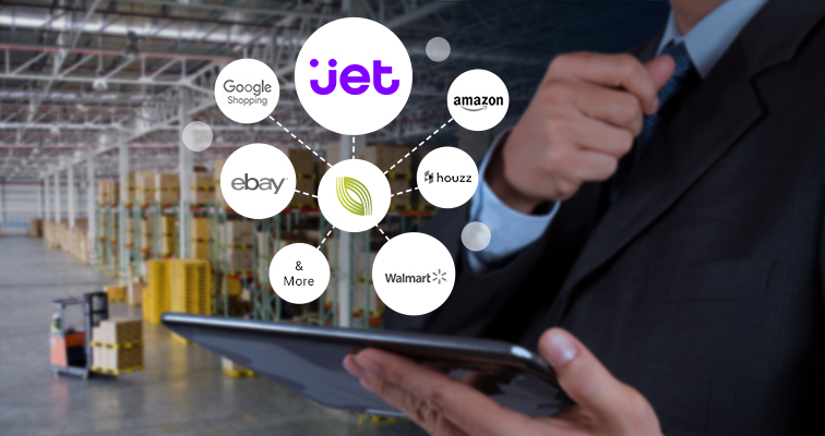Connect Magento Jet.com product listings & orders