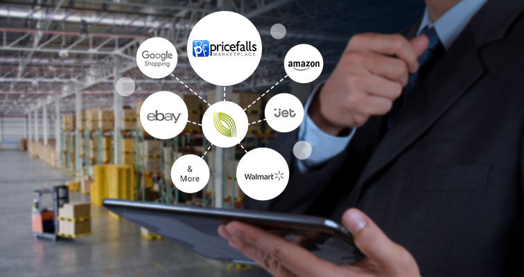 Pricefalls Sellers CERTIFIED Product Listing Software-ChannelSale