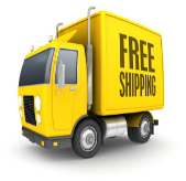 Free Shipping is a Drawing Influence for Taking the Buying Action