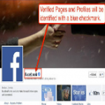 Facebook belts out Verified Pages