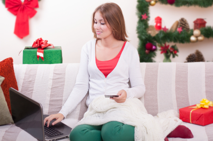 Holiday Online Shopper