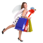 Young Woman Shopper