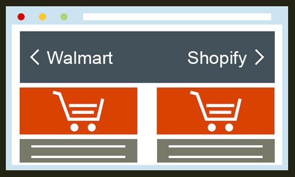 Shopify Walmart