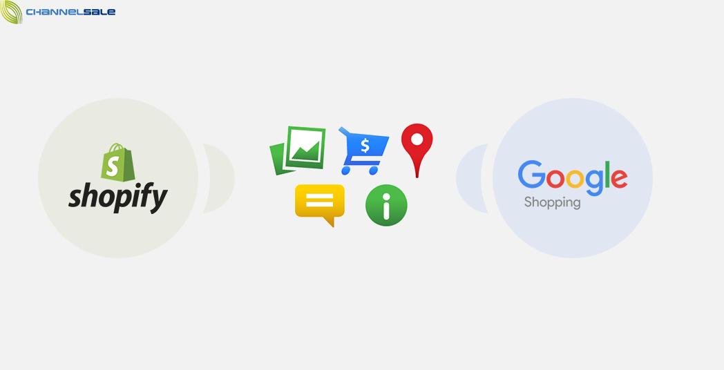 Shopify Google Shopping software